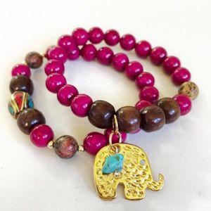 Natural stone braceletset for Sale in Hialeah, FL