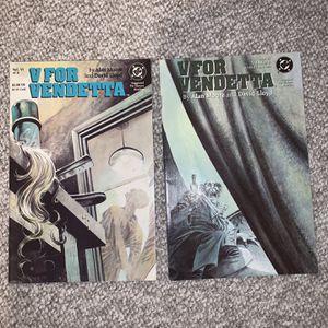 V For Vendetta Comics for Sale in Stoughton, MA