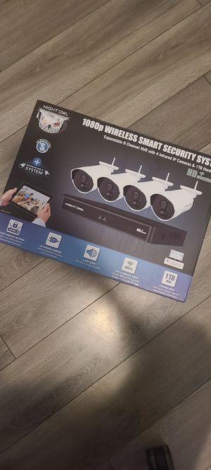 1080P Wireless Smart Security System for Sale in Phoenix, AZ