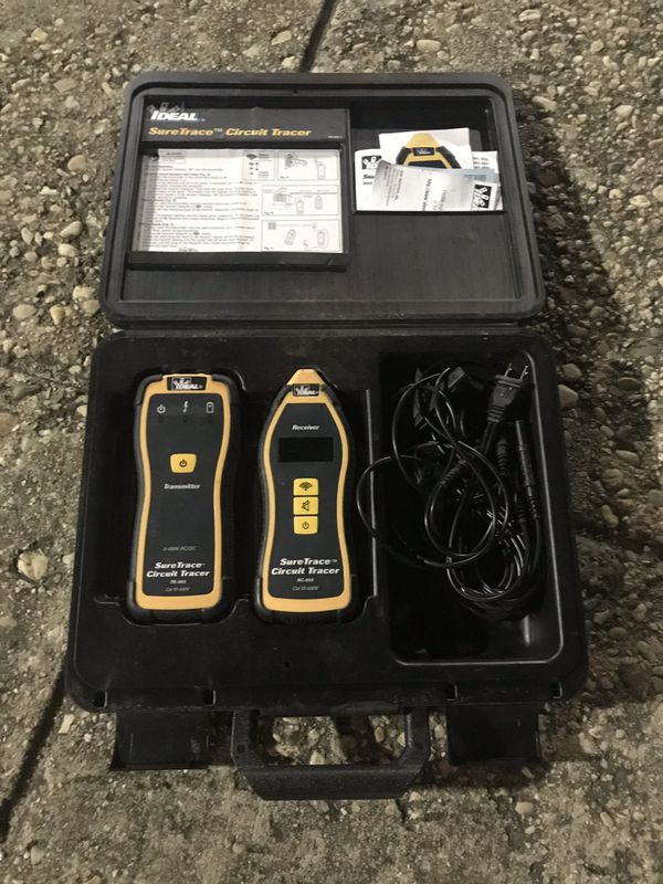 Ideal sure trace kit