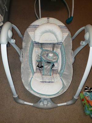 Ingenuity Baby Swing for Sale in Yelm, WA
