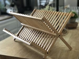 Bamboo : dish rack for Sale in Los Angeles, CA
