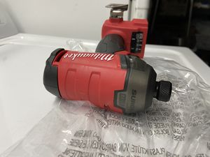 New Milwaukee m18 surge fuel impact. for Sale in Chicago, IL