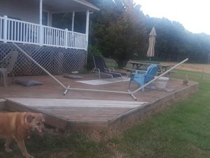Hammock stand for Sale in Gladys, VA