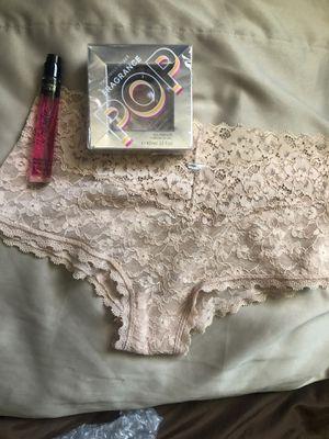 Victoria's Secret Panty + Perfume Bundle for Sale in Covina, CA