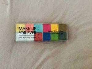 Make up forever flash palette for Sale in Burlingame, CA