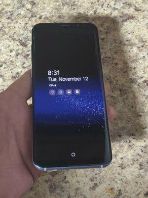 Gray Samsung Galaxy S8+ 64GB FACTORY UNLOCKED for Sale in Winter Park, FL