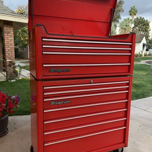 Snap On Toolbox Top and Bottom Current Heritige Model for Sale in Phoenix, AZ