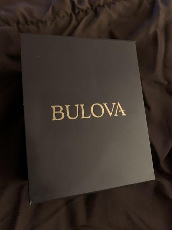 Men's watch bulova
