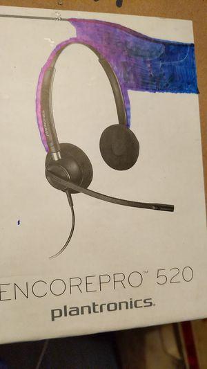 Plantronics EncorePro 520 for Sale in North Tazewell, VA