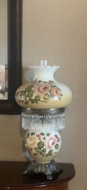 Antique lamp and nightlight for Sale in Clovis, CA