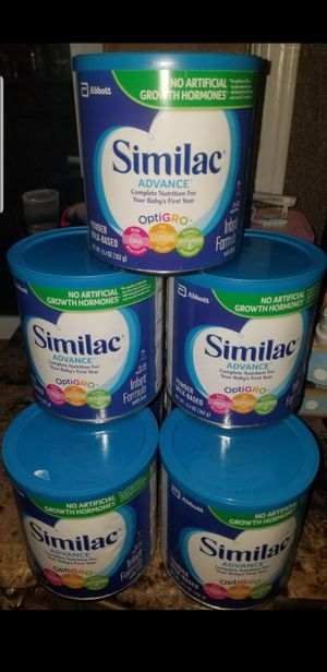 Similac formula $8 each for Sale in Laredo, TX