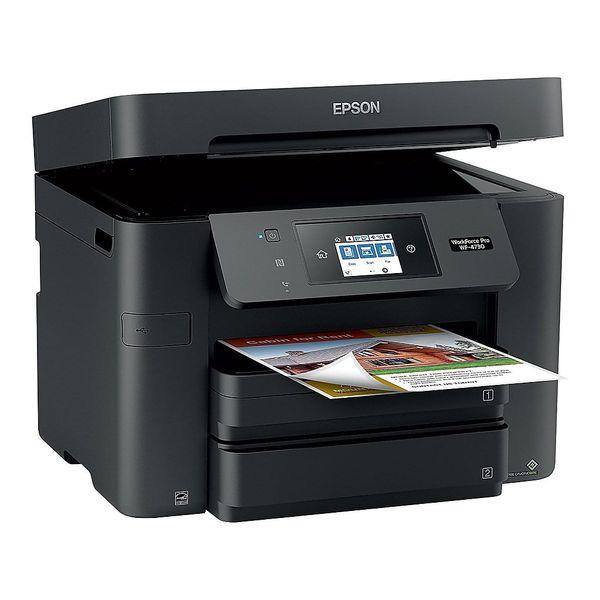 Printer price dropped