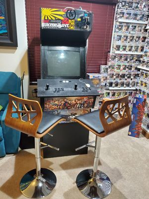 MAME Arcade Cabinet 2 Player for Sale in Las Vegas, NV