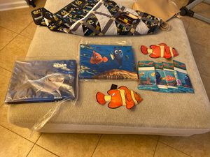 NWT Kids finding Nemo decor for Sale in Jacksonville, FL