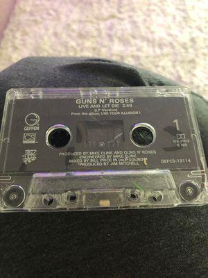 Guns n Roses cassette for Sale in Sloughhouse, CA