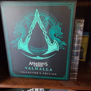Assassin's Creed: Valhalla - Collectors Edition / Sealed! (Brand New) TRADE??? for Sale in Phoenix, AZ