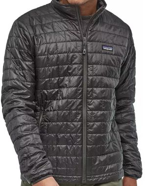 New Patagonia XL Nano Puff Jacket. Forge Grey Color for Sale in Anaheim, CA