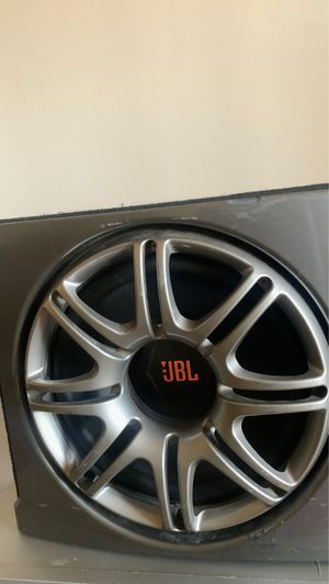 JBL Subwoffer 1000 watts for Sale in Lutherville-Timonium, MD