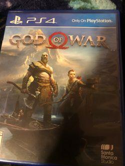 God of war for Sale in East Wenatchee,  WA