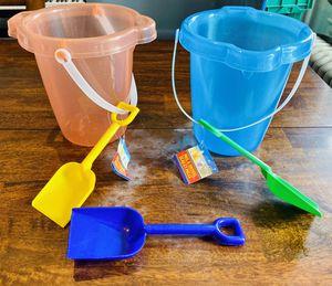Beach Bucket Bundle for Sale in Sanford, ME