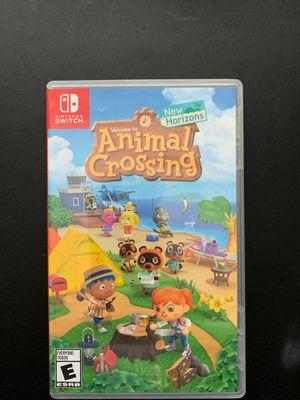Nintendo Switch Animal Crossing game for Sale in Auburn, WA