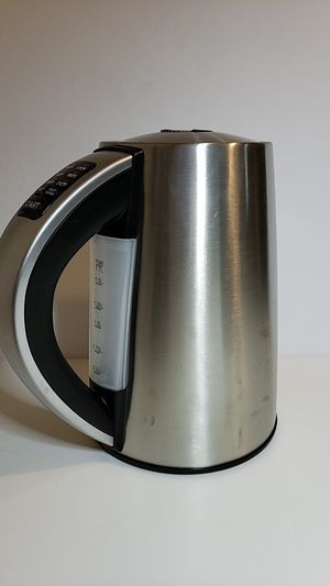 Stainless Steel 6-Temperature Variable Kettle for Sale in HALNDLE BCH, FL