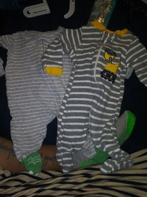 Newborn to 3month baby onesies(over 45pieces) for Sale in Raleigh, NC