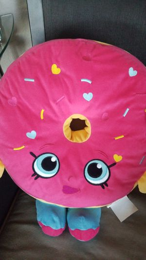 Shopkins donut pillow for Sale in Lakewood, CO