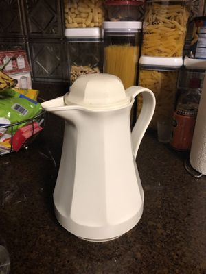Thermal coffee carafe for Sale in Silver Spring, MD