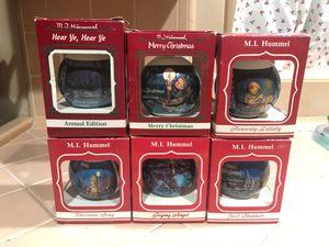 Vintage Hummel ornaments for Sale in La Habra, CA