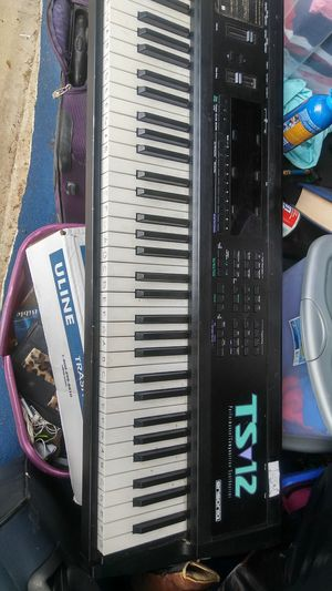 Ensoniq ts12 no floppies for Sale in Houston, TX