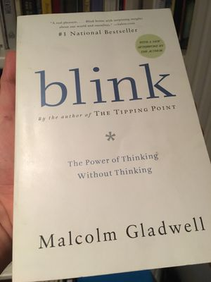 Blink by Malcom Gladwell for Sale in Atlanta, GA