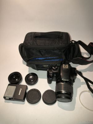 Canon rebel xs EOS Digital camera for Sale in Denver, CO