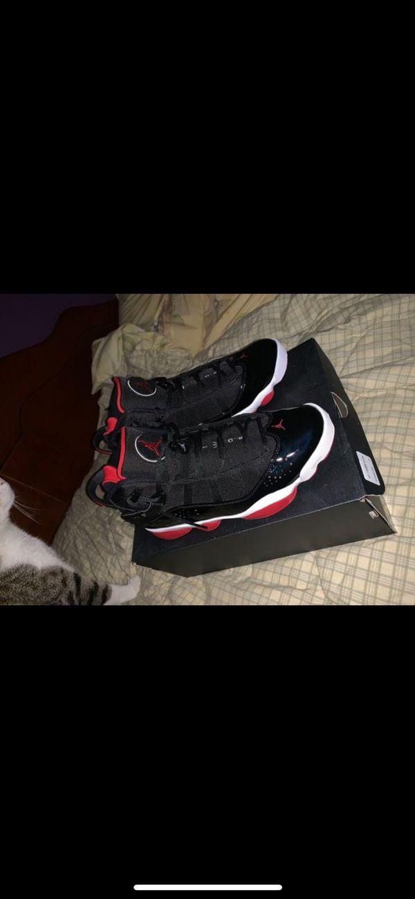 Air Jordan 6 rings (size10)
