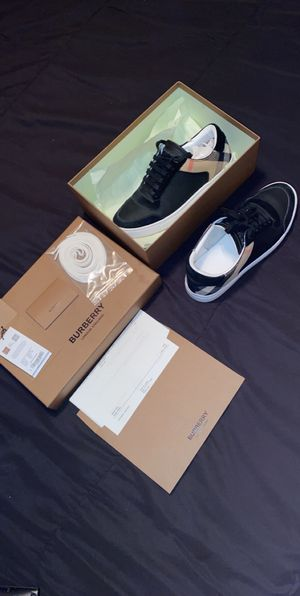 Burberry sneakers for Sale in Phoenix, AZ