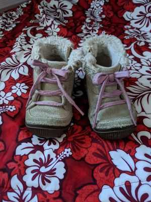 Stride rite infant boots for Sale in Waimanalo, HI