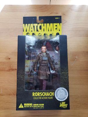 Watchmen Rorschach Figure for Sale in Long Beach, CA
