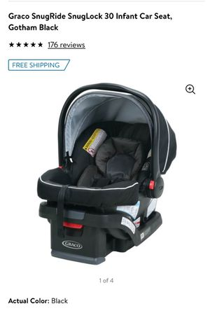 Graco SnugRide 30 Car Seat for Sale in Clinton Township, MI
