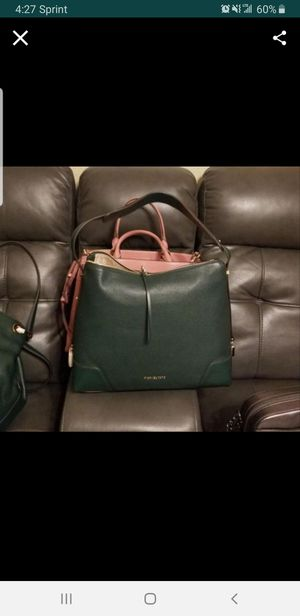 AUTHENTIC GREEN leather brand new MK hobo bag for Sale in Lewisville, TX
