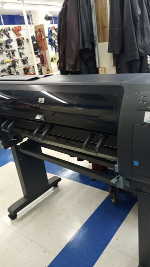 Hp map printer (design jet ) $1000 plus tax for Sale in Denver, CO
