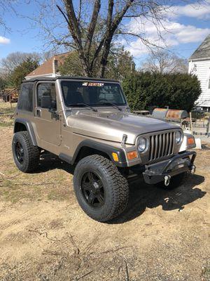 Jeep Wrangler for Sale in Glen Burnie, MD