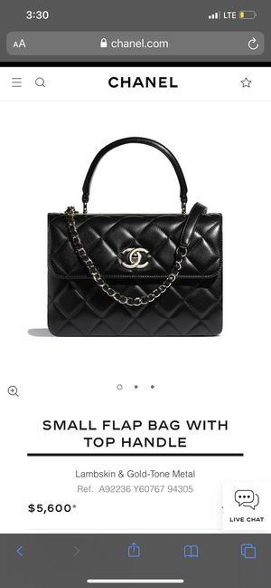 CHANEL BAG for Sale in Corinth, TX