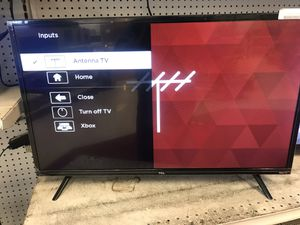 TCL Roku tv for Sale in Austin, TX