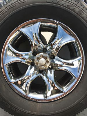4 Rims (6 lug bolt) Chevy Need gona ASAP for Sale in Las Vegas, NV