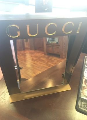 Gucci table mirror for Sale in Houston, TX