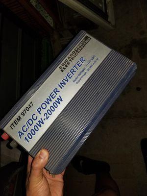 Power inverter for Sale in Las Vegas, NV