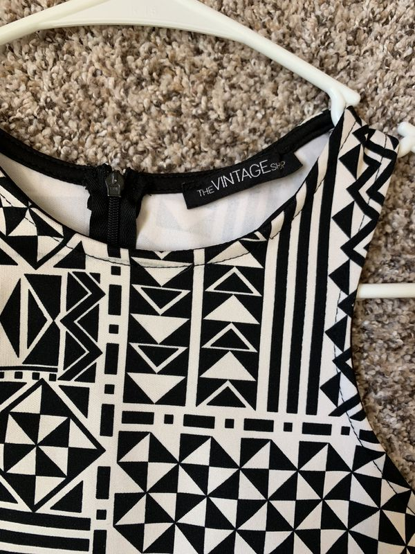 The Vintage shop brand dress size medium