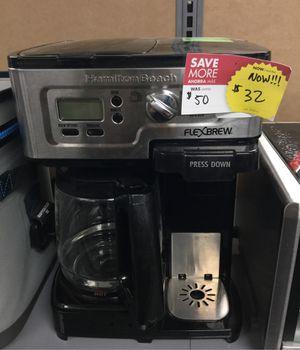 Hamilton beach coffee maker for Sale in Spring, TX