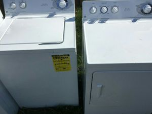 Washer dryer set for Sale in Columbus, OH